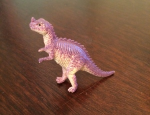 Dinosaur figure